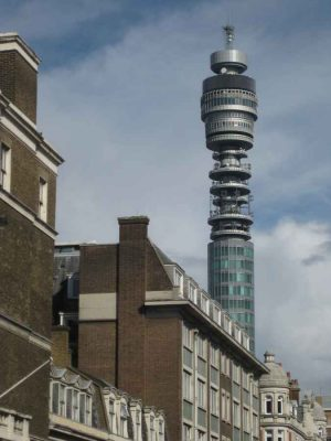 BT Tower Building London