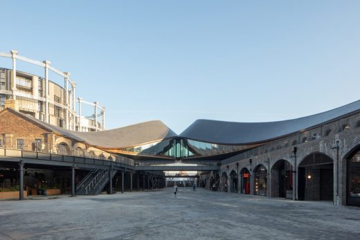 Coal Drops Yard in Kings Cross