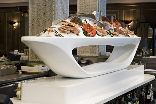 Corian Guest Stars at Two Key Hospitality Industry Shows in London