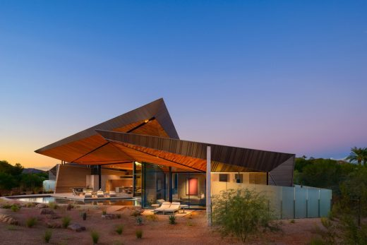 House in Paradise Valley