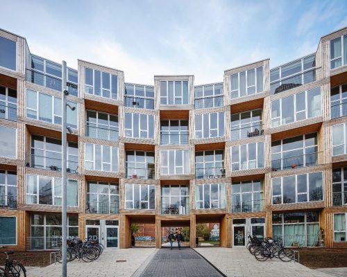 Dortheavej Apartments in Copenhagen