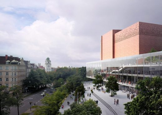 Gasteig Cultural Centre in Munich