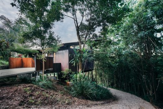 Hidden Studio in Byron Bay