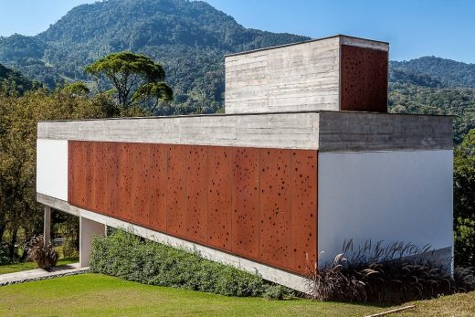 House FY in Santa Catarian-state Brazil