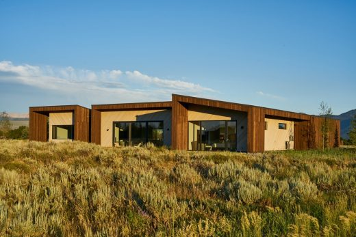 House of Fir in Jackson Hole Wyoming