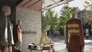 Maxco Flagship Store in Madrid