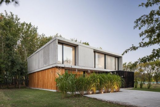 Contemporary Open-plan Real Estate in Argentina