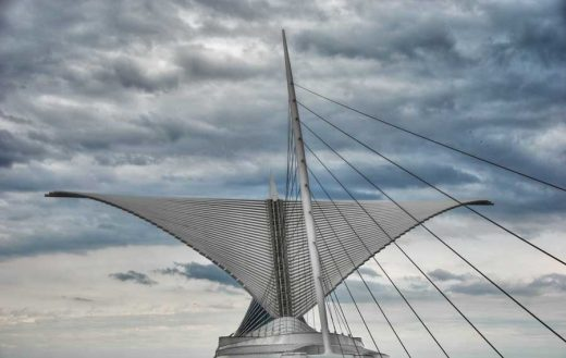 Milwaukee Art Museum Building