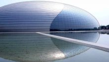 National Grand Theater of China building