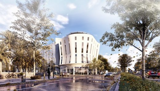 North Medical Clinic in Trabzon Turkish Architecture News