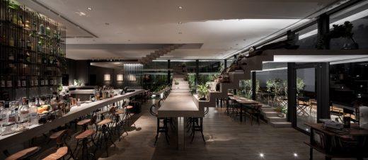 Nowhere Restaurant in Bangkok