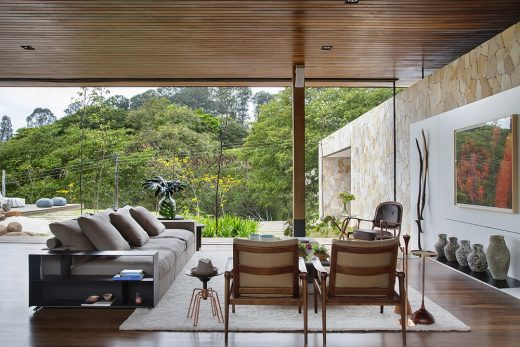 OF House in Campinas Sao Paulo