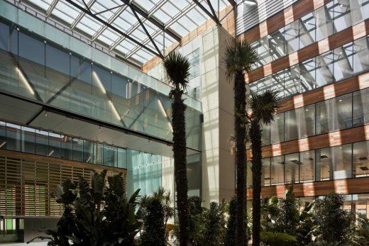 Office Building in Cornellà, Barcelona