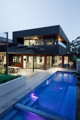 Plumbers House in Melbourne