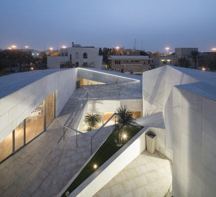 New House in Abdulla Al Salem design by AGi architects
