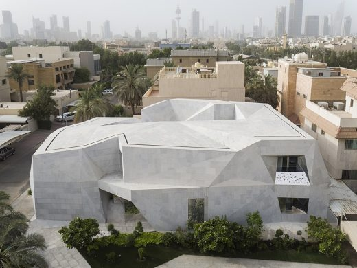 Rock House in Kuwait