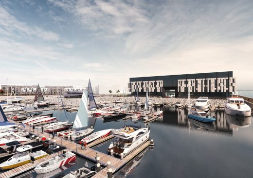 Royal Wharf launches at Edinburgh Marina