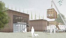 RSPCA Welfare Centre of the Future design by Gabbitas Gill Partnership with Fresh Design International