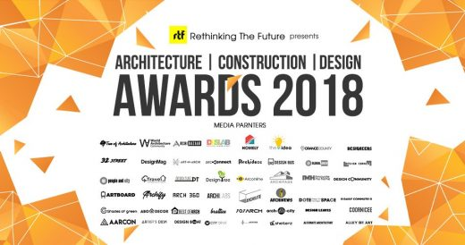 RTF Architecture, Construction & Design Awards 2018