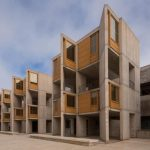 Salk Institute for Biological Studies building USA