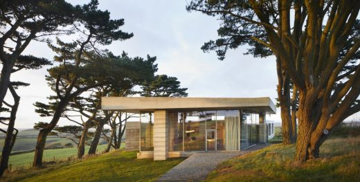 Secular Retreat – The Long House: Peter Zumthor Home, Devon