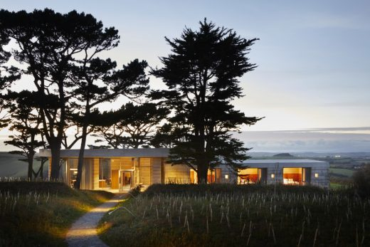 Secular Retreat by Peter Zumthor in Devon