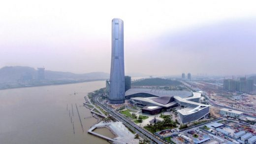 St. Regis Hotel in Zhuhai, China