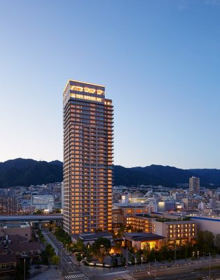 Sun City Kobe Tower Japan