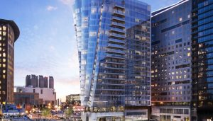 The St Regis Residences in Boston