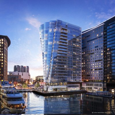 The St Regis Residences Boston Architecture News