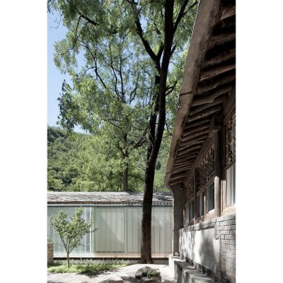 Yard Seclusion Accommodation in a Farm in China