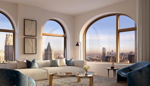 130 William Skyscraper in Manhattan