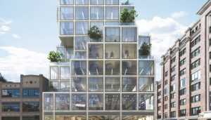 61 9th Avenue Meatpacking District building in Manhattan