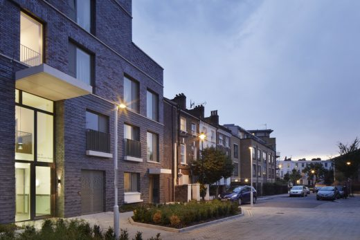 Agar Grove Homes in Camden