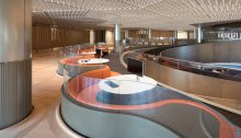 Corian takes its Place in the Prize winning Bloomberg HQ