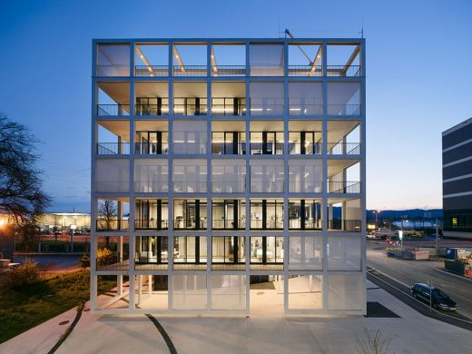 C&P Corporate Headquarters project in Graz, Austria