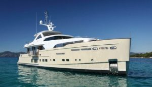 Dutch Yacht Builders Mulder Motor Yacht Solis