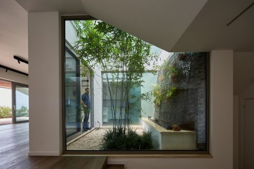 new sustainable architecture in Israel