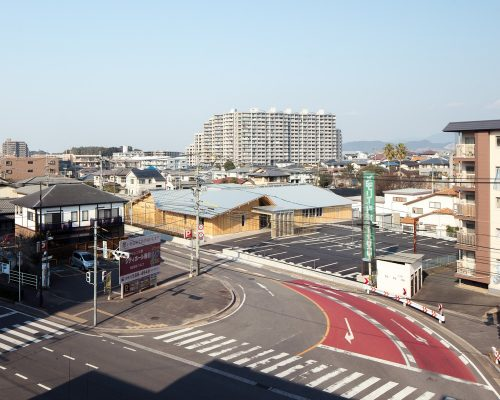 Four Funeral Houses by Yu Momoeda Architecture Office