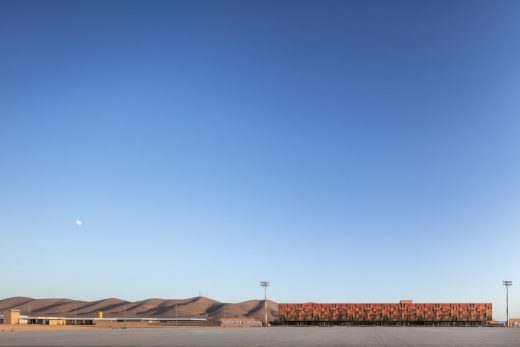 Guelmim Airport in Morocco