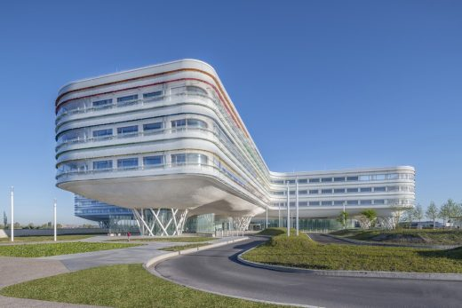 Hospital AZ Zeno project in Knokke