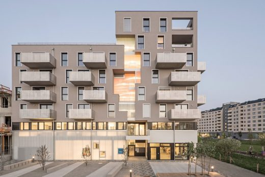 House by the Park Vienna architecture news