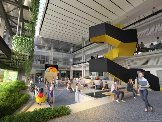 Innovation Centre in Cairns Australia