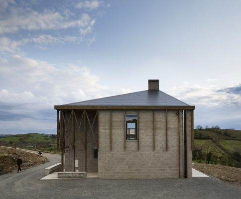 Killan farmhouse building in Ireland