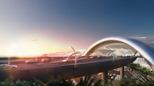 Mexico City New International Airport by Foster + Partners