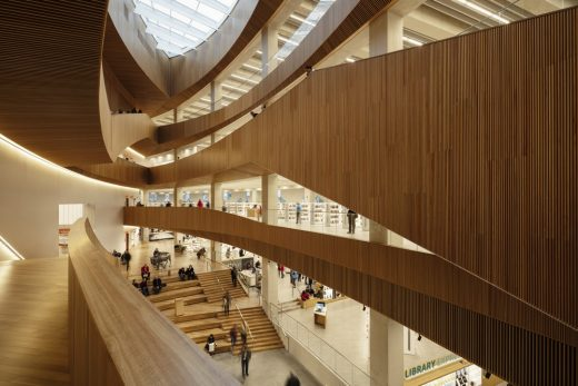 New Central Library in Calgary