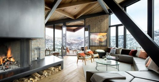 Owl Creek Residence in Snowmass