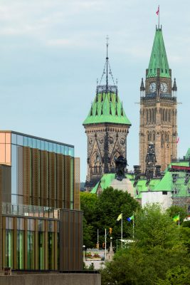 Parliament Buildings and NAC