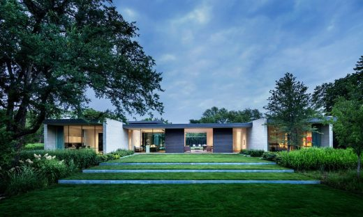 Preston Hollow Residence in Dallas