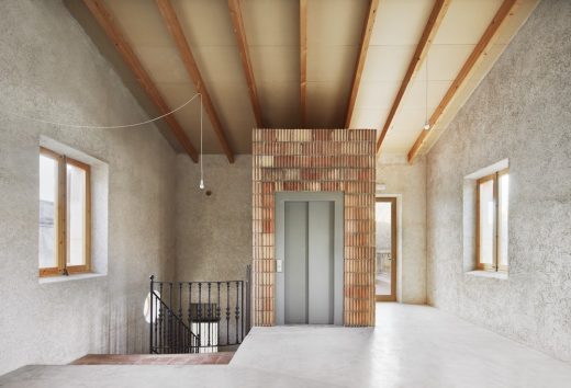 Reform of Oenological Station building in Palma de Mallorca